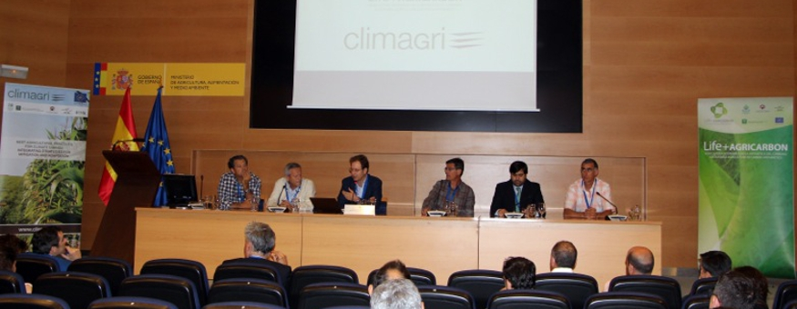 PRESENTATION OF THE PROJECT LIFE+ CLIMAGRI