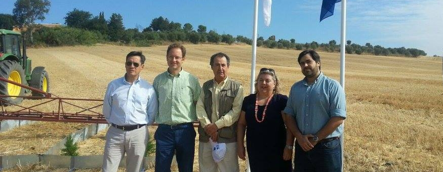 """FIELD DAY AT """"CORTIJO MAESTRE"""", A MEMBER OF THE INSPIA FARM NETWORK"""
